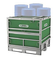 Comparing a drum and IBC