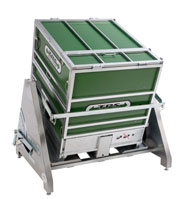 IBC container tilter