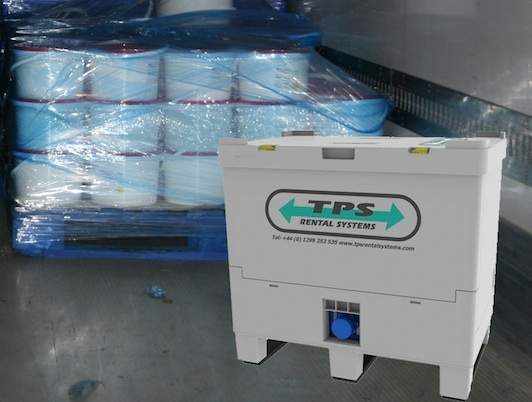 Easifold 250 IBC Containers
