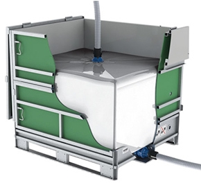 Aseptic Ibc Containers