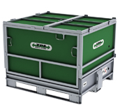 Unifold 500 IBC Containers